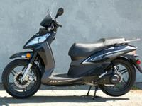 150cc NEW SSR Pacifica Scooter: Aerodynamic, and sporty