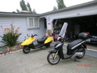 $3000 obo each 2010 honda SH150i 7316 miles 2004 Honda