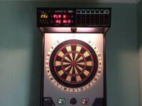 Electronic dart board everything works keys for all