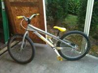 In great condition, has not been ridden much, bought it