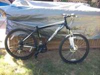 for sale: mens scott aspect 55, all aluminum frame,