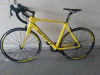 I am selling this 2012 Scott Foil 30 for $2,300. It is