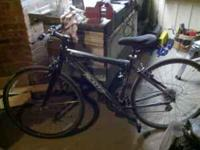 Bike is in good condition bought it a year back for