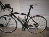 For sale I have a Scott Speedster road bike. I bought