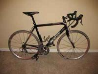 For sale is a 2008 Scott Speedster road bike (Size 56).