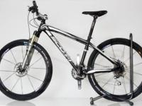 Scott Scale 40 Mountain Bike  Size: Small  Front