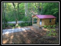 5.2 Acres with Cabin at Timbre Ridge Lake on Palestine