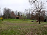 Ivey Rd.- If you are looking for country living along