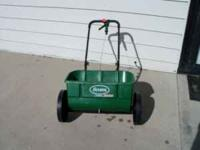 Scotts Seed Spreader Works Great! Asking $15.00 FIRM