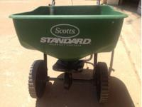 I am selling a Scotts Standard Broadcast Spreader. We
