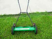 I purchased this reel mower from Home Depot for $139.00