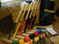 Scottsdale Croquet Set by North Meadow bought from: