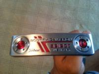I have a brand new RH Scotty Cameron I won in a raffle