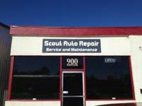 Scout Auto Repair NW corner of Acres and Flood Ave 900