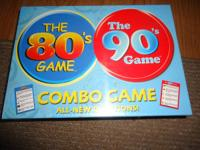 the 80's & 90's video game New in pkg. $5.00. Scrabble