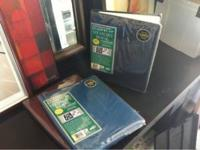 3 scrapbook albums $3 each I also have two boxes with