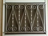 Screen door grilles in many custom styles! Decorative