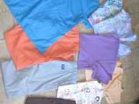 Great Condition! Name brand scrubs - Dickies, Cherokee,