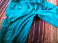 Dickie scrubs size small to medium (4 pant scrubs)