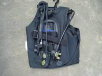 Aqualung SeaQuest Large BCD w/ Oceanic