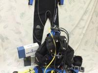 Complete Scuba Diving Set, save over $1000.00 Ready to