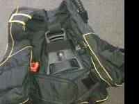 Large amount of well maintained used scuba gear for