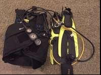 I have an entire scuba gear set for sale. All of it was