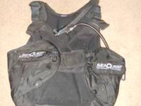 SCUBA VESTS AND BREATHER 125.00 OBO  Location: CYPRESS