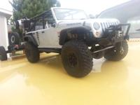 lightly used scx10 rubicon in great shape comes with
