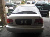 Description Make: Honda Model: Civic Mileage: 151,378