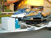 Sea Doo 2005' GTX SC & & 2006' RXT SC New Zieman