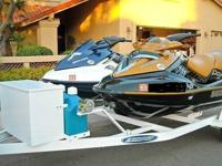 Sea Doo 2005' GTX SC & & 2006 'RXT SC New Zieman