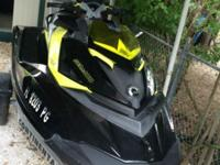 Selling a 2-Seater 2012 Sea Doo RXPX 260 - which is Sea