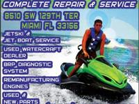 Summer is here! Is your jet ski ready for the water? We