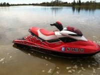 2007 sea doo rxp in perfect condition!! garage kept and