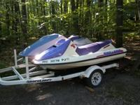 I AM SELLING TWO BOMBARRIER GTS SEA-DOO'S. ENGINE IS A