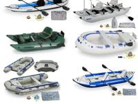 Sea Eagle Boats at Valley Sports.  We have several of