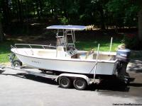 Sea Hawk, Fiberglass 22' Center Console