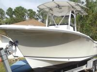 2009 Sea Hunt Game Fish 24 with a 4 Stroke Yamaha 250,