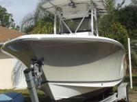2009 Sea Hunt Game Fish 24 4 Stroke Yamaha 250 HP