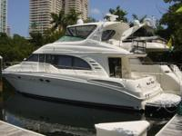 Description 2001 54' Sea Ray Motor Yacht -- Excellent