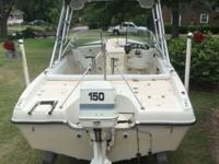 For sale Sea Pro 195 Fish-N-Ski with 1800-watt