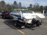 sea ray 180, inboard outboard mercruiser 4.3L motor