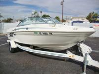 WOW ! Super Clean ! 2001 Searay 180 sport Get the most