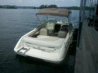 Searay sportboat 23ft, big block chevy mercruiser