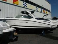 Nearly new 2011 Sea Ray 270 SLX. This watercraft is