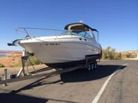 "2004 Sea Ray 300 Sundancer  General Length. 30'6""."