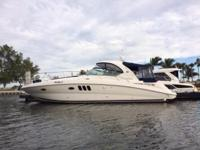 2010 Sea Ray 390 Sundancer - Like New! Only 145 Hours