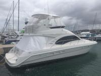 PRICE TO SELL! Sea Ray 42 offers more space than any