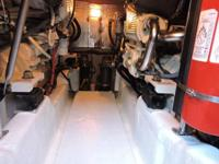 CUMMINS QSC 500 ONAN Generator 9kw Bow Thruster Sat TV
